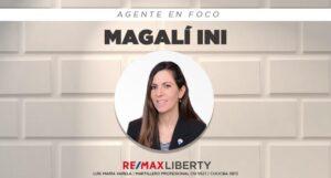 Agente en Foco: Magalí Ini
