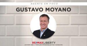 Agente en Foco: Gustavo Moyano